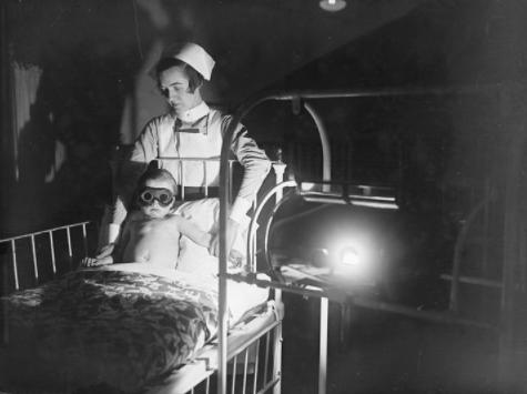 Sisi lain rumah sakit