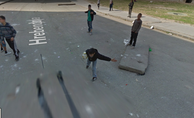 The 45 Creepiest Things That Have Been Captured On-Camera By Google Creepy Google Maps on