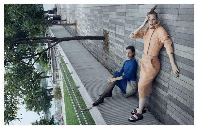 Sideways Fashion Shoot - 01