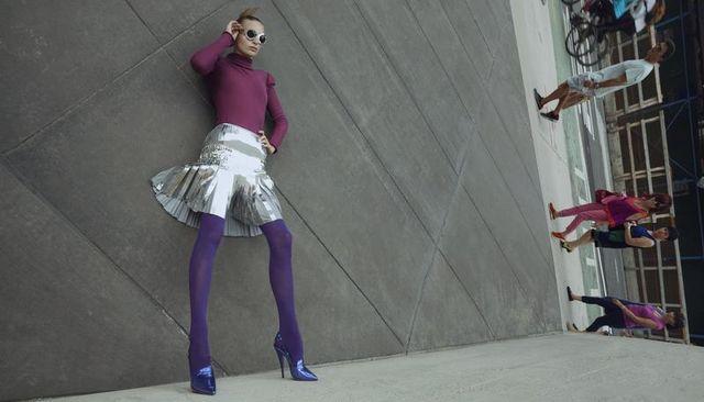 Sideways Fashion Shoot - 02