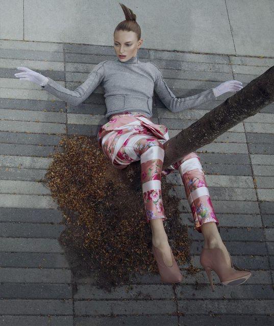 Sideways Fashion Shoot - 06