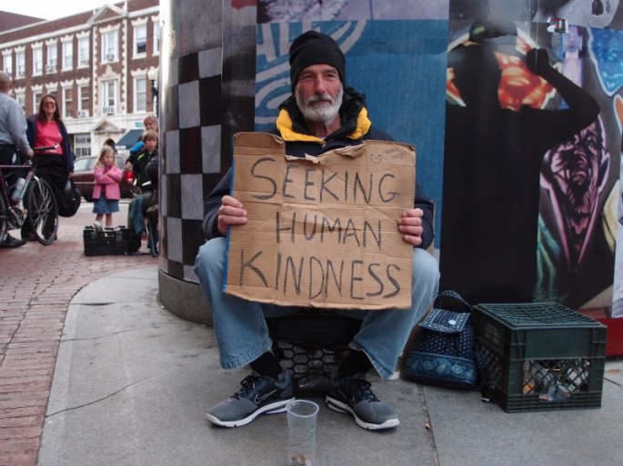 Signs for the Homeless - 03