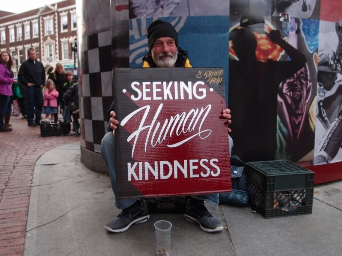 Signs for the Homeless - 04