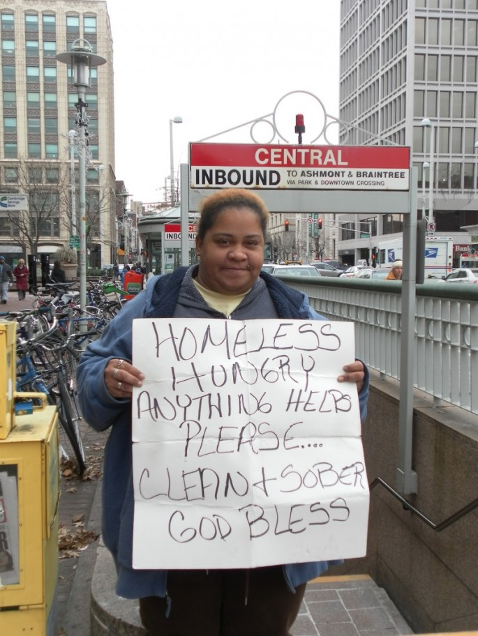 Signs for the Homeless - 11