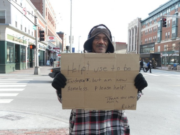 Signs for the Homeless - 13