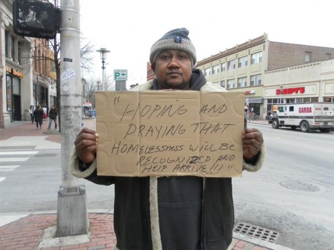 Signs for the Homeless - 15