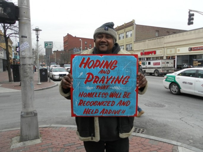 Signs for the Homeless - 16