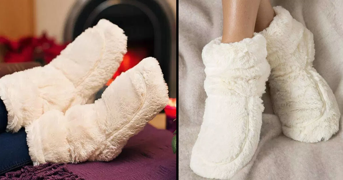 f3cf5b2b023 You Can Buy Microwaveable Slippers to Keep Your Feet Warm