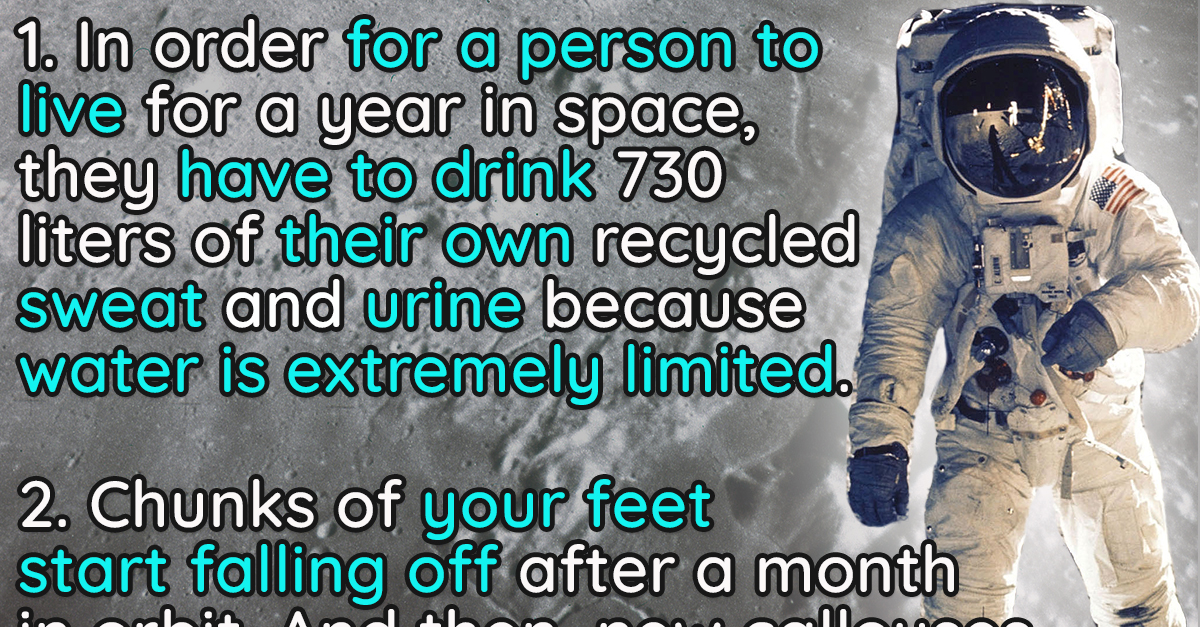 28 Scary Space Facts That Will Make You Glad You're Safely ...