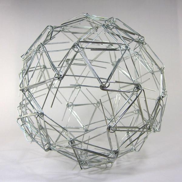 Как сделать геометрический шар
