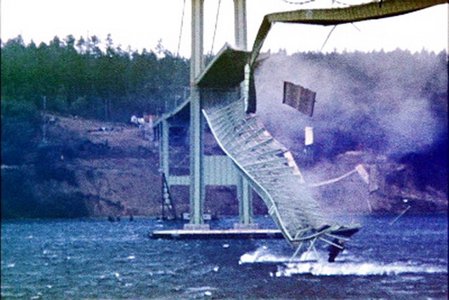 Tacoma Bridge Collapse