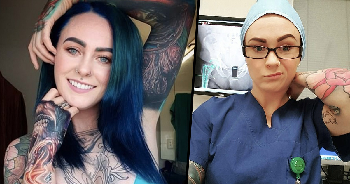 World S Most Tattooed Doctor Speaks Out About The