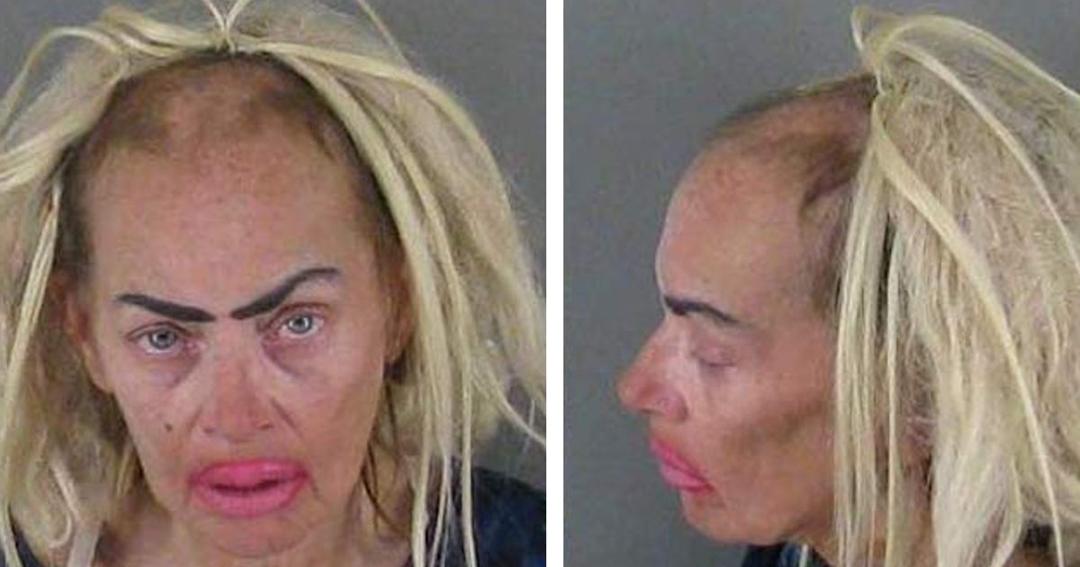 The 30 Most Absurd Mugshots Of All Time 22 Words