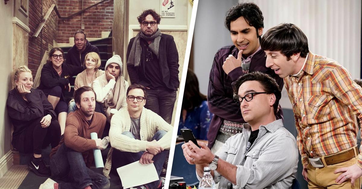 The Cast of 'Big Bang ...