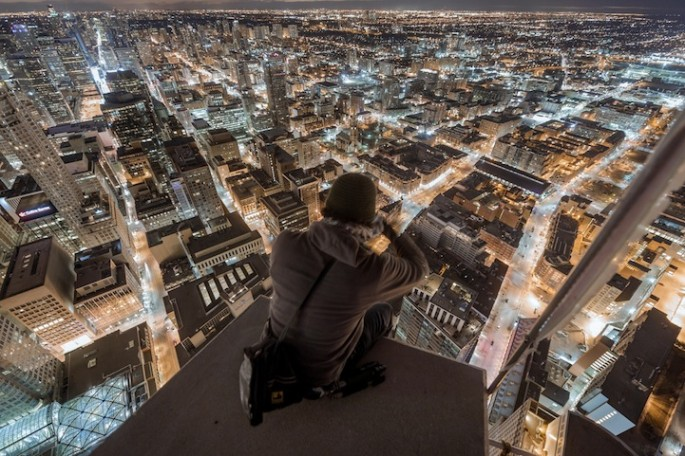 Thrilling Rooftop Photography - 02