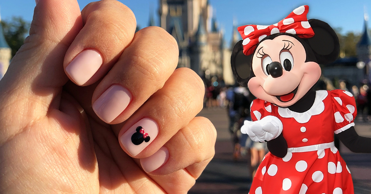 - 19 Times Manicurists Totally Nailed Disney Nail Art 22 Words