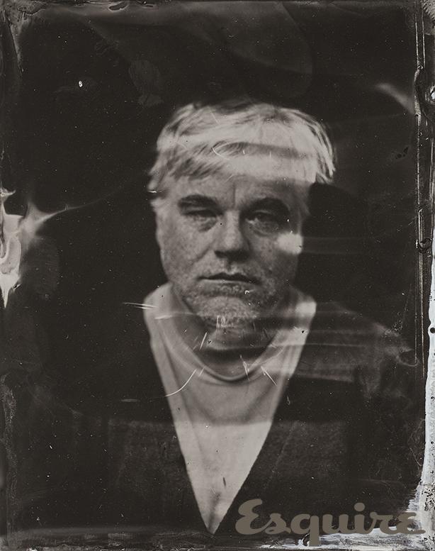 Tintypes - Phillip Seymour Hoffman