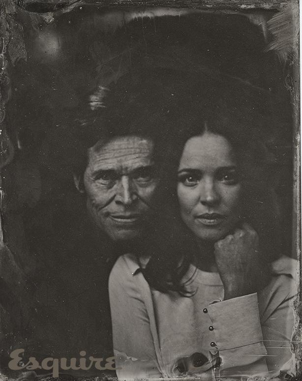 Tintypes - Willem Dafoe & Rachel McAdams