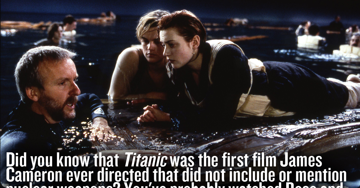 Fascinating Things You Probably Never Knew About Titanic 22 Words