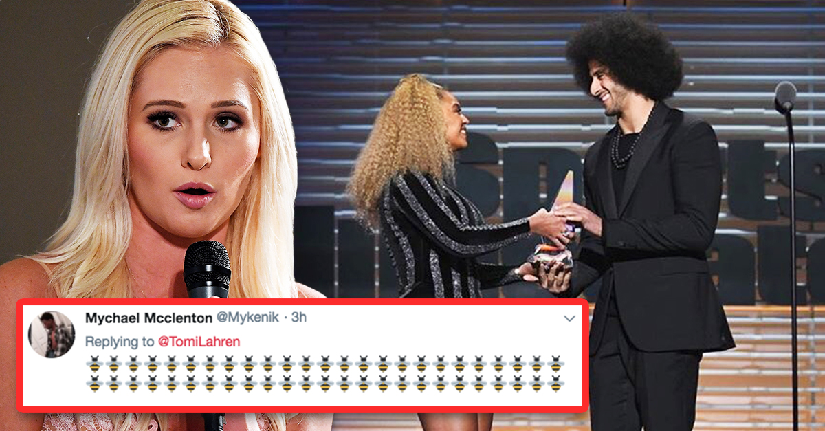 Tomi Lahren Was Just Slammed for Her Tweet Bashing Beyoncé and Colin Kaepernick