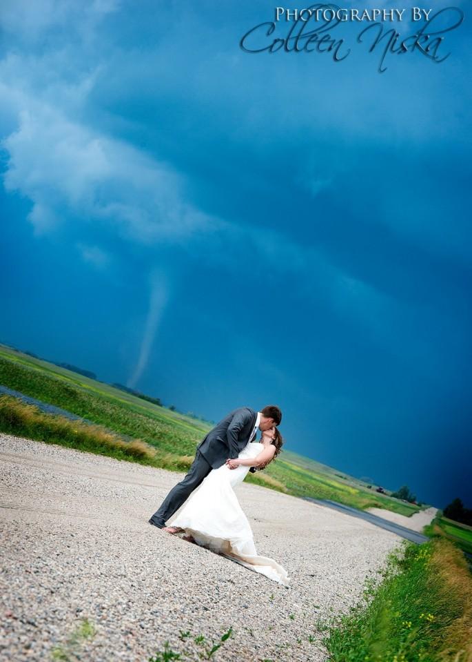 Tornado Wedding Pics - 01