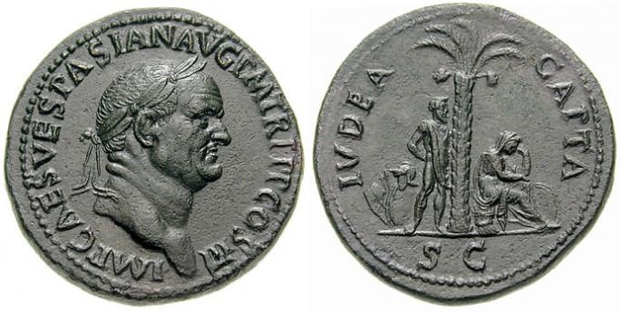 Urine - Vespasian Coins