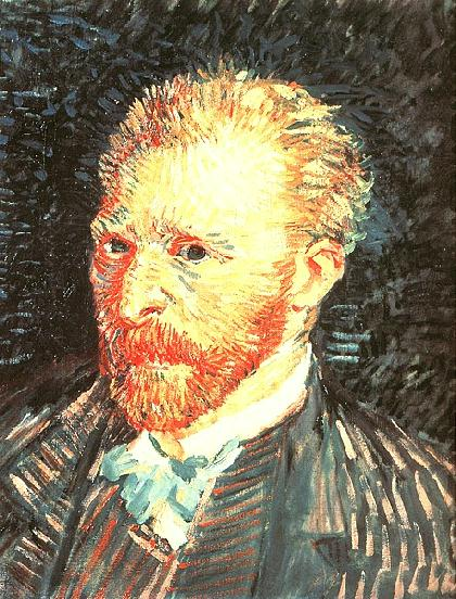 Charlotte On The Cheap >> All of Vincent Van Gogh's self-portraits [38 pictures] | 22 Words