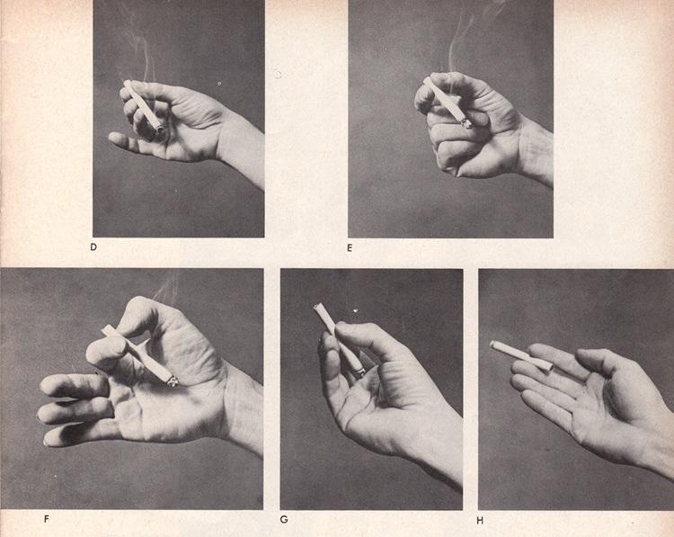 Vintage Cigarette Psychoanalysis - 03