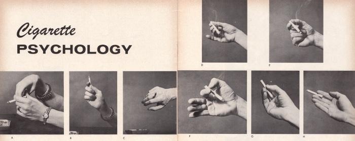 Vintage cigaretter psychoanalysis - 05