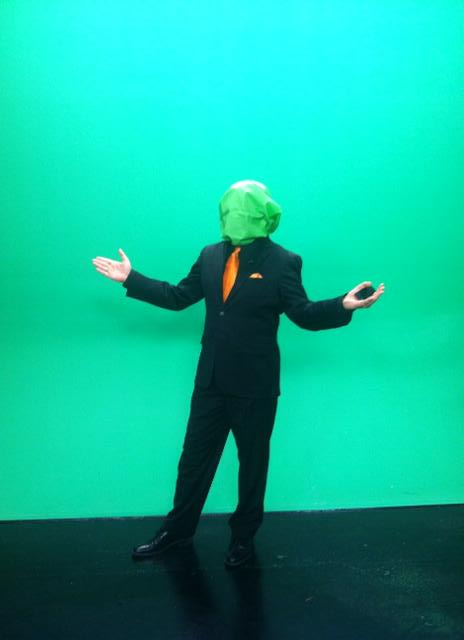 weatherman costume 02 - Meteorologist Halloween Costume