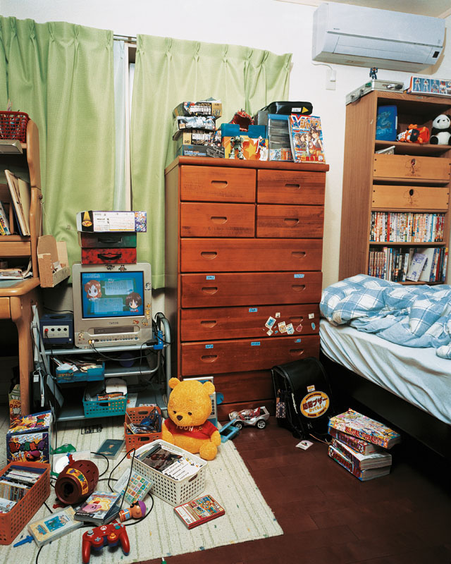 Where Children Sleep - 26