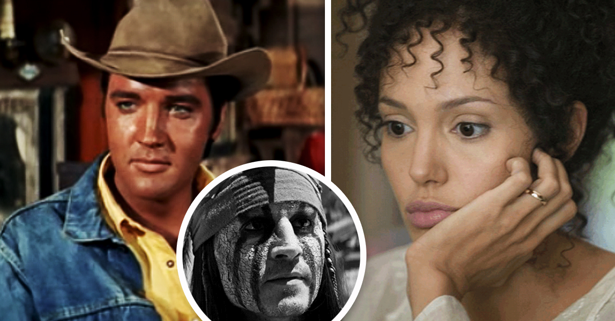 31 Times Hollywood Got Major Backlash for Whitewashing Movie Characters