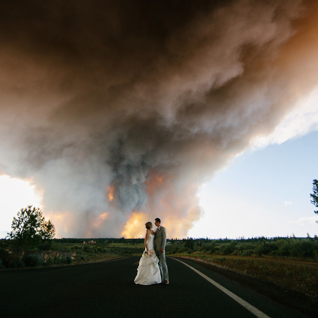 Wildfire Wedding 05