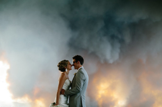 Wildfire Wedding 06
