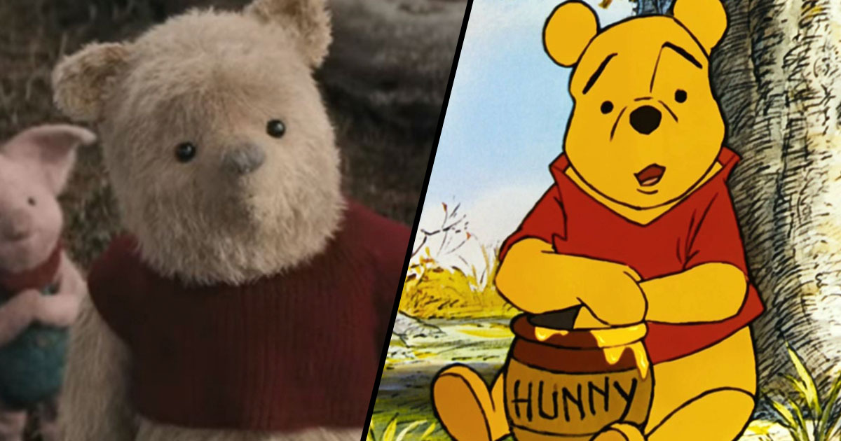 18e7113a8ce4 People Can t Get Over The Fact Winnie The Pooh Is Actually A Girl ...