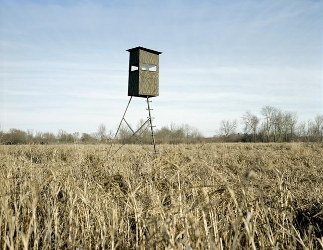 Wisconsin Deer Stands - 04