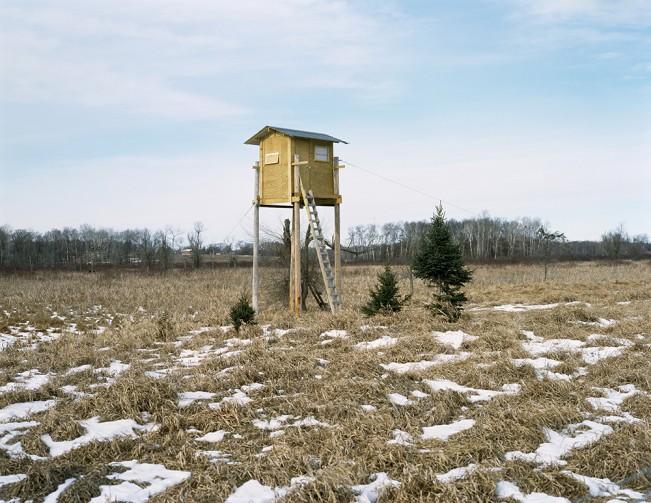Wisconsin Deer Stands - 07