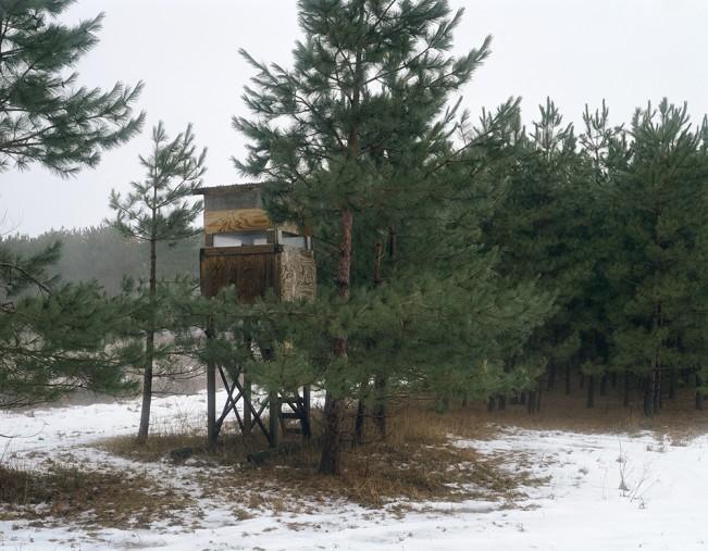 Wisconsin Deer Stands - 08