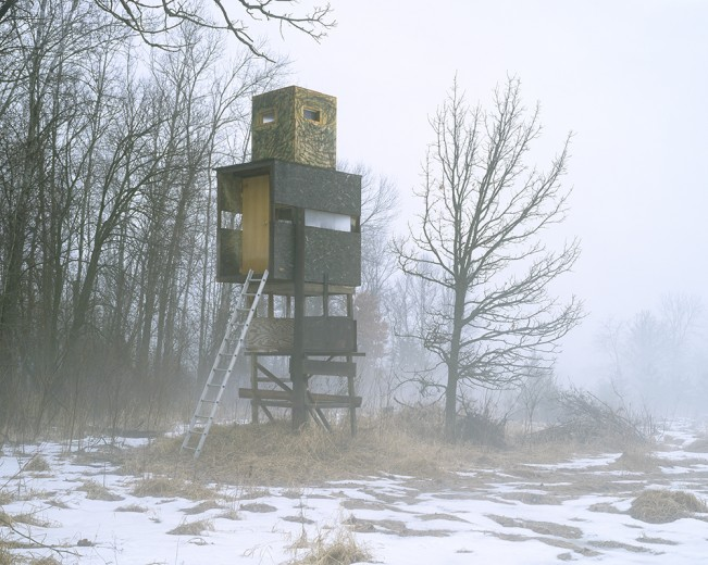 Wisconsin Deer Stands - 12