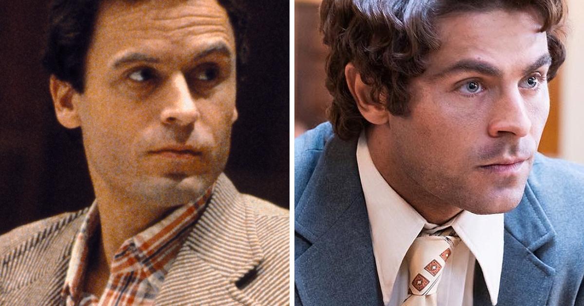 Zac Efron's Ted Bundy ...