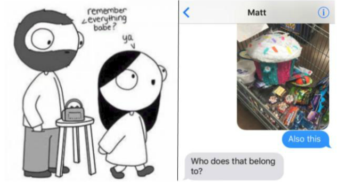 These Hilarious Memes Perfectly Sum Up the First Year of Marriage