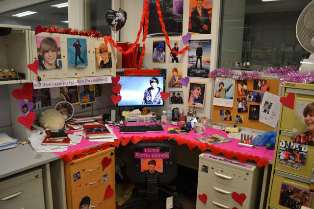 bieber-office-prank