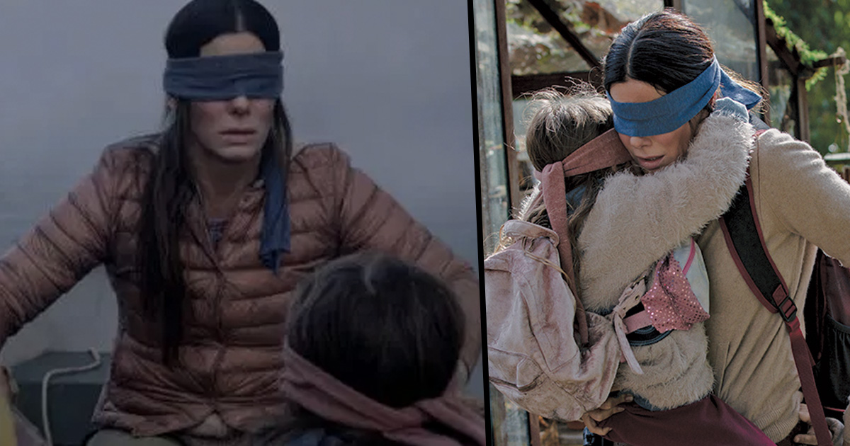 Netflix S New Horror Bird Box Is Being Called The Scariest Film