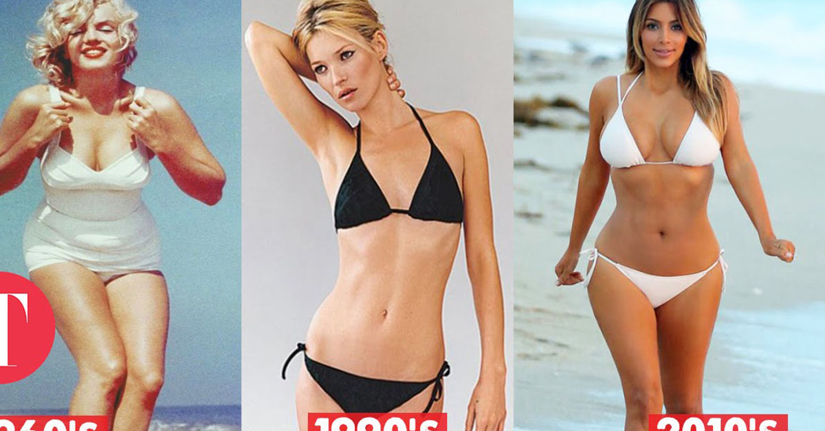 8235dc7236295 These Photos Show How the  Ideal  Body Type Has Changed Over Centuries