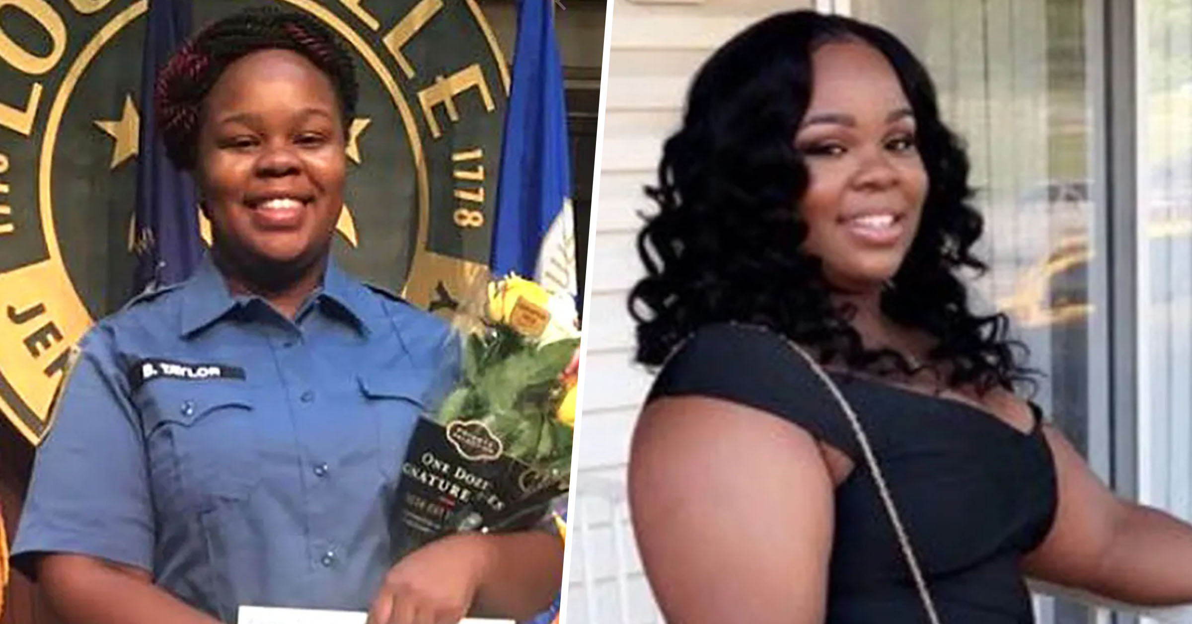 One Of The Cops Who Shot And Killed Breonna Taylor Has Been Fired