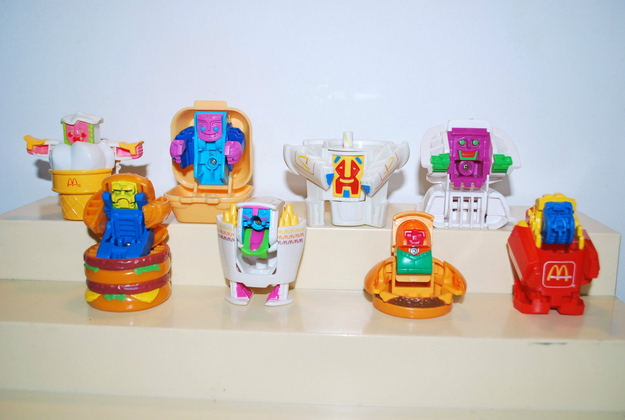 30 Happy Meal Toys That Every 80s And 90s Mckid Wanted 22 Words