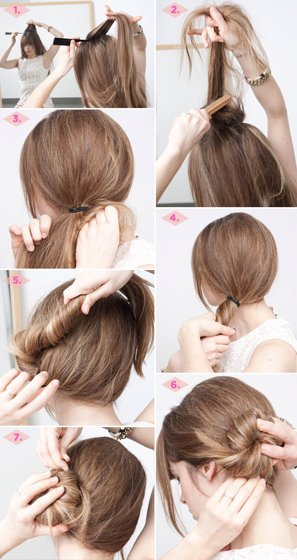 Simple Styles For Long Hair That Don T Take A Long Time 22 Words