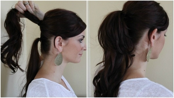 Ways to make your ponytail look better