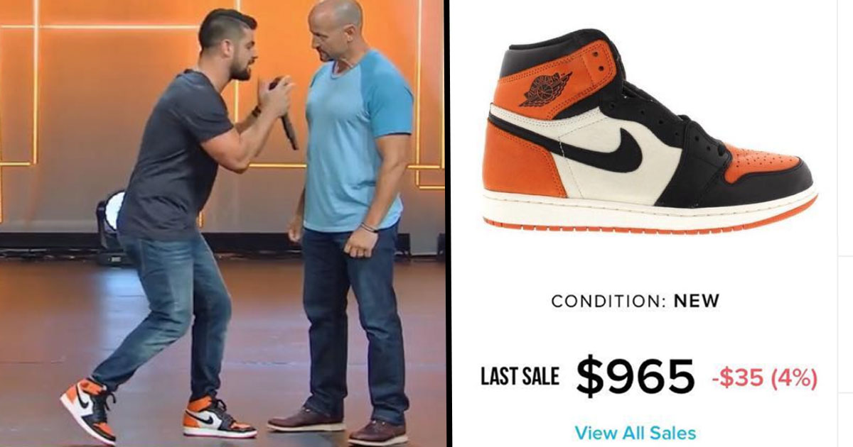 2c5a4c52e6fa5 Instagram Account Calls out Preachers Who Wear Expensive Sneakers ...