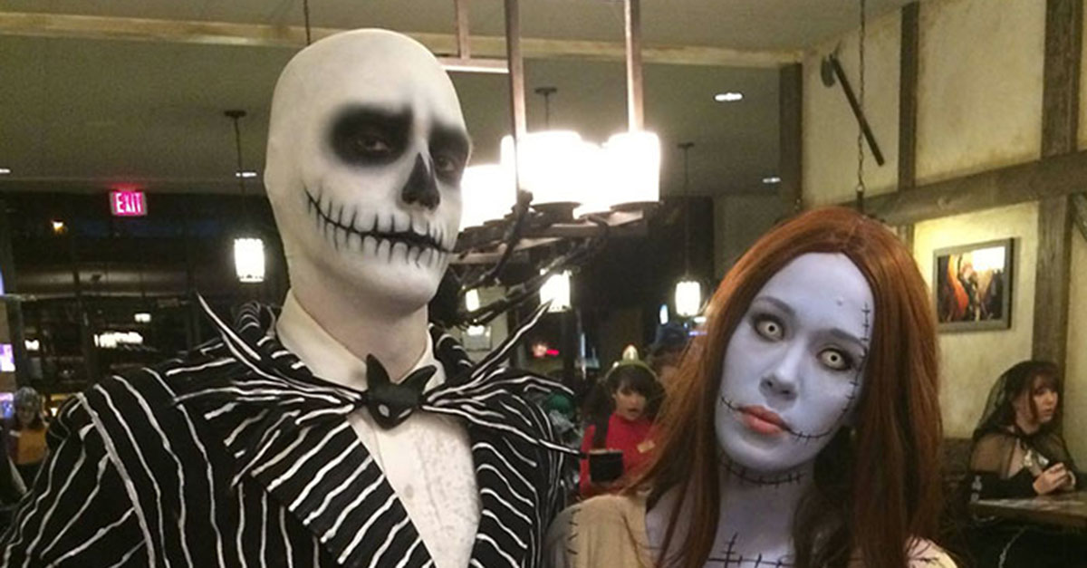 Cool Halloween Costumes For Couples | The 60 Most Clever Halloween Costumes You Ll Ever See 22 Words